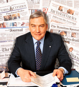 Conrad Black, businessman