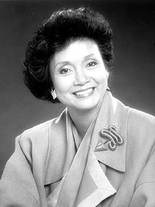 Adrienne Clarkson, media personality, past Governor General